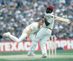 Viv Richards - the Master Blaster